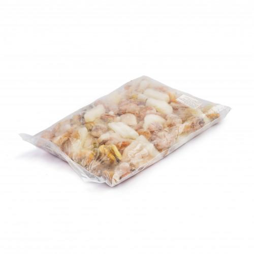 Коктейль из морепродуктов 3-х компонентный  (1 кг)