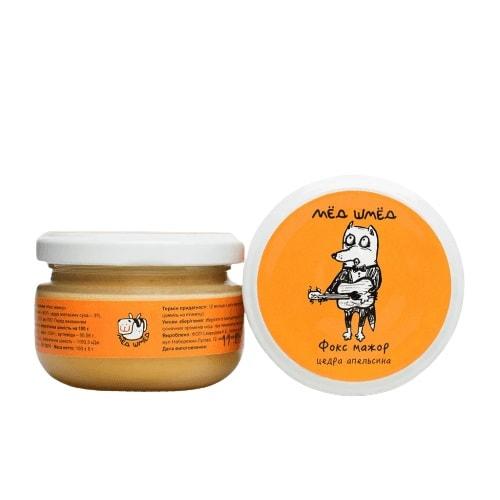Мёд-шмёд (Цедра апельсина)