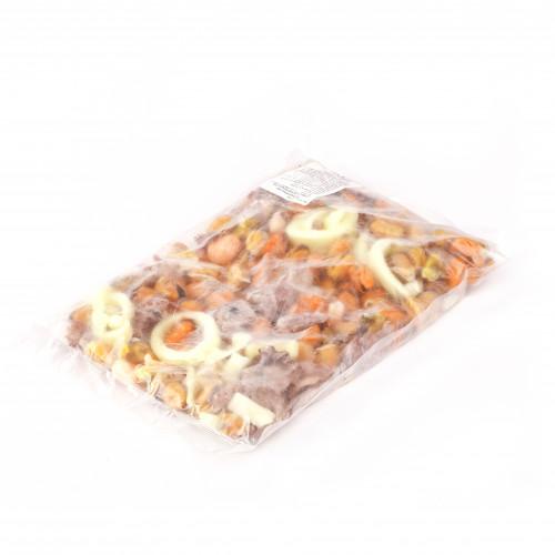 Коктейль из морепродуктов 5-ти компонентный (1кг)