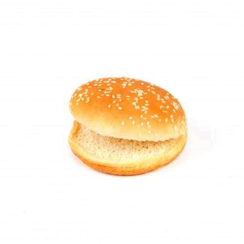 Булочка для бургера с кунжутом 50 гр (3 шт)