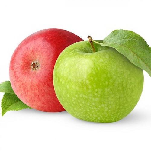 Яблоко кубик без шкурки замороженное