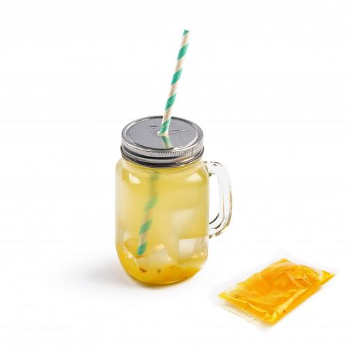 Лимонад манго-маракуйя замороженный