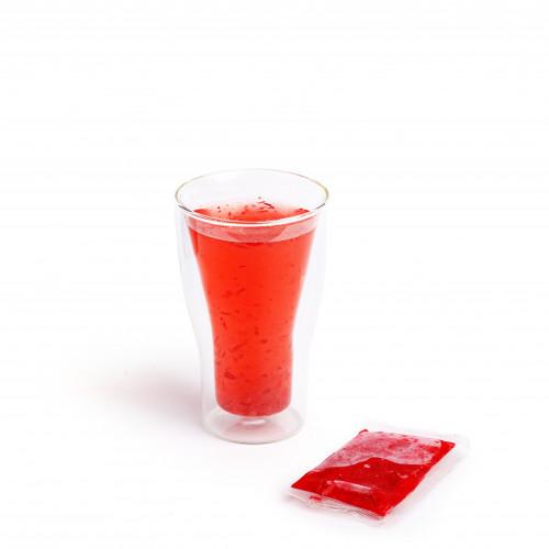 Чай клюквенный замороженный